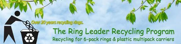 image of Ring Leader Recycling Program