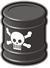image of household hazardous waste icon