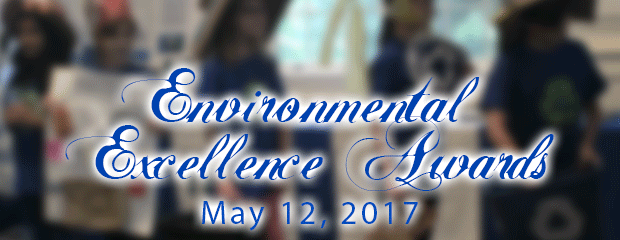 Image 2017 Exnironmental Excellence Banner