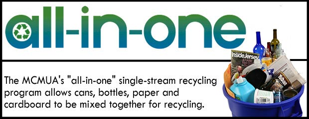 image single-stream recyclables