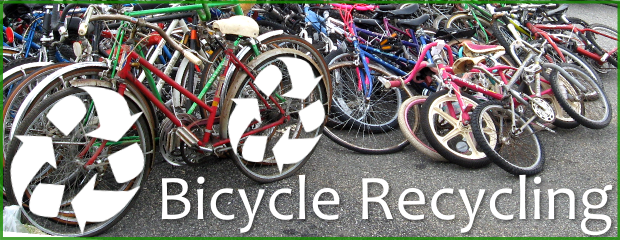 Image bicycle recycling