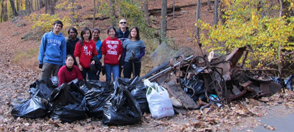 image of Morris Hills Clean Communities Clean Up