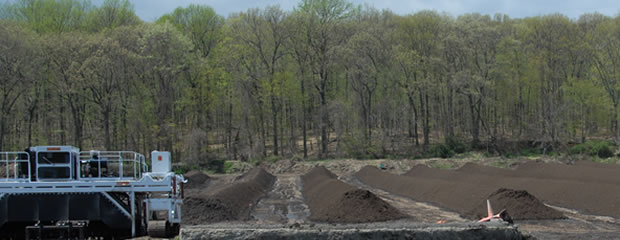 Compost site - Parsippany