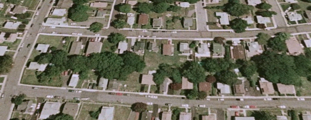 Aerial Photo of residents