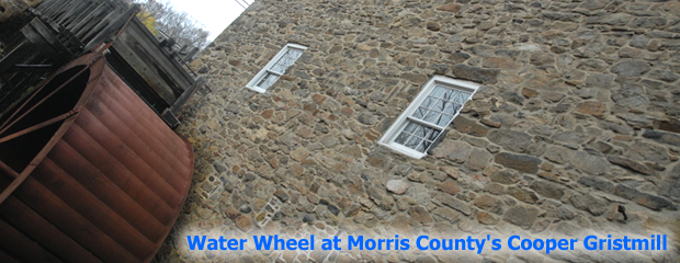 Image of Cooper Gristmill Water Wheelb